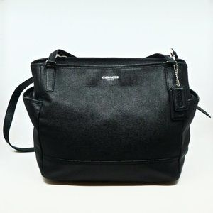 COACH 26353 LEATHER LG MULTI-FUNCTION TOTE BAG